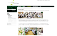 Relaunch der Website des hospital Laborverbund Brandenburg-Berlin